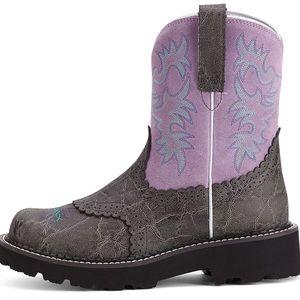 Ariat Fatbaby Elephant Western Boot